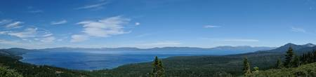 Clear Sky Tahoe Panorama
