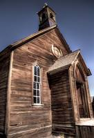 Bodie Methodist Church by Paul Gaither