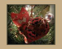 Red Cat Ornament