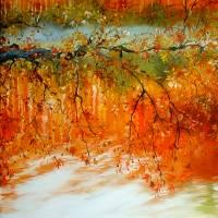 AUTUMN BRANCH by Marcia Baldwin