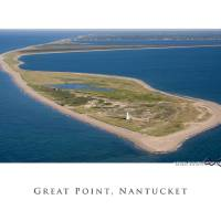 Nantucket Poster-2-3 by George Riethof