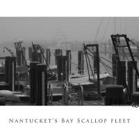 Nantucket Poster-5 by George Riethof