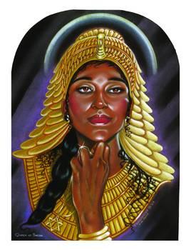 Queen Of Sheba By Alan Jones