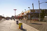 Coney Island Memories 8 - Boardwalk
