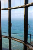 Looking Out From The Lighthouse