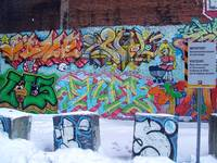 Graffiti Montreal 35