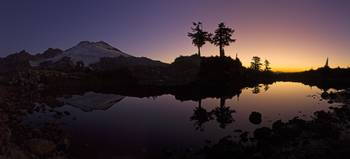 3 Tree Tarn Dawn