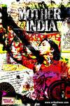 Retro Bollywood poster : Mother India