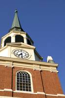 Wait Chapel, Close Up, Wake Forest University
