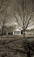 Wait Chapel & The Quad, Wake Forest