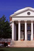 The Rotunda, University of Virginia, UVA