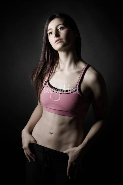 Athletic Female Model