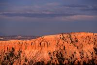 Sunset at Bryce Canyon National Park, Utah
