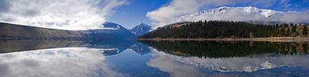 Lake Wallowa panorama