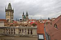View From The Top, Prague