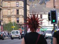 Punk in Partick,Glasgow