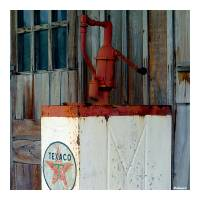 Long Ago Texaco Art Prints & Posters by John Baldwin