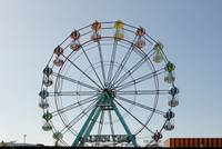 Fairground Ride, Skegness  (20198-RDA)