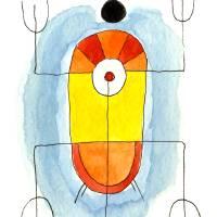 happy bug Art Prints & Posters by Andrey Zhelkovsky