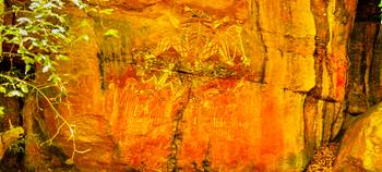 Nourlangie Rock Art -NT