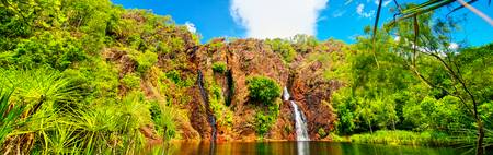 WangiFalls At Litchfield 04 -NT