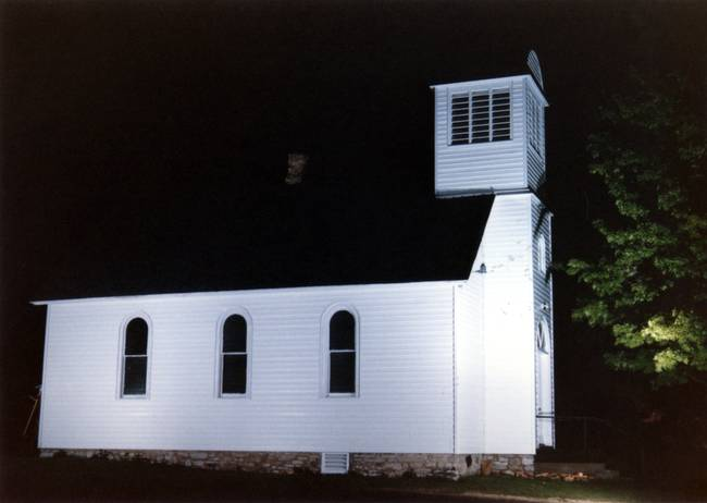 Country Church In Door County Wi By Rick Hayman