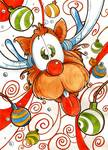Rudolph the Red Nose Deer