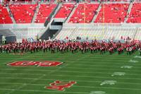 NCSU band in miniature