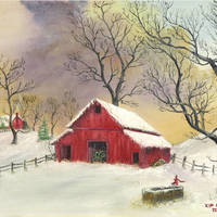 """""""A Winter Day"""" by kiphayes"""