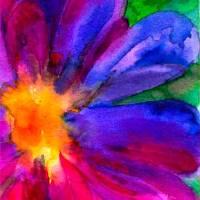 """Happiness Flower"" by anafanana"