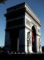 Arc de Triomphe with Accent