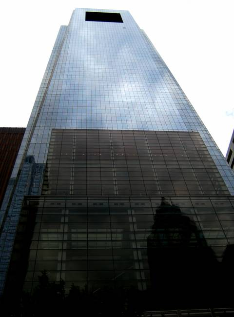 Comcast Center in Center City Philadelphia