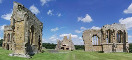 Egglestone Abbey 3
