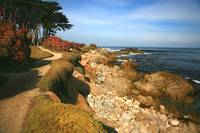 Shoreline Trail at Pacific Grove