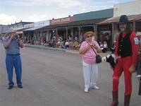 Homage, Richard Prince, Tombstone, Arizona
