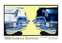 1955 Cadillac Face-to-Face