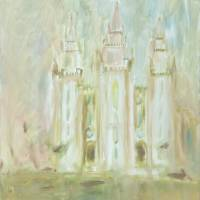 """salt lake temple"" by PDuke"