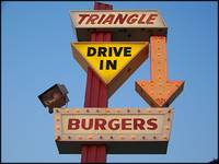Triangle Drive In