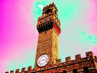florence clock tower