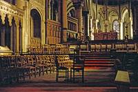 Canterbury Cathedral, Sanctuary with High Altar 19 by Priscilla Turner