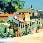 Calhoun Street by RD Riccoboni by RD Riccoboni