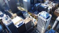 Tilt Shift City