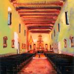 Interior Mission San Diego by RD Riccoboni