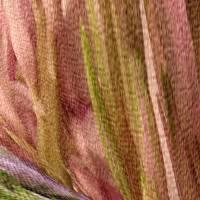 Pink Garden Flowers by Patricia Schnepf