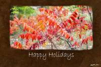 Jean Autumn Leaves 7 Happy Holidays
