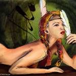 Goddess of Love Prints & Posters