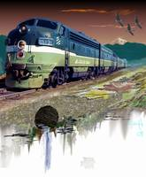 Summer of 1956 Northern Pacific