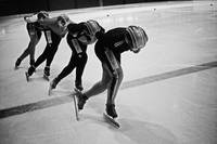Canadian National Speed Skating Team 1