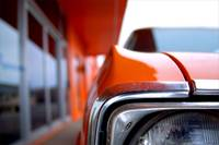 Orange Plymouth #2