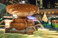 Bryant Park Fountain